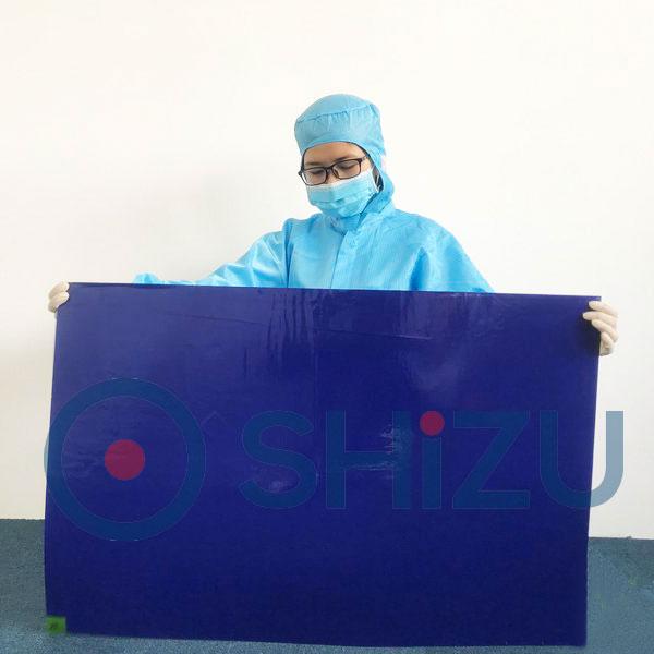 Chất liệu sản xuất thảm sticky mat